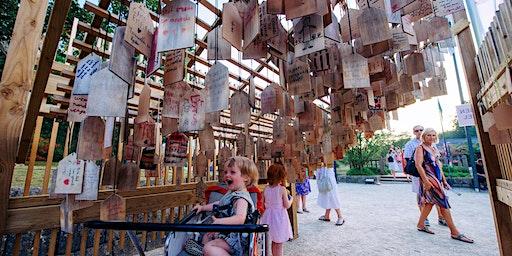 Kinderdag in de Japanse Tuin - Koinobori