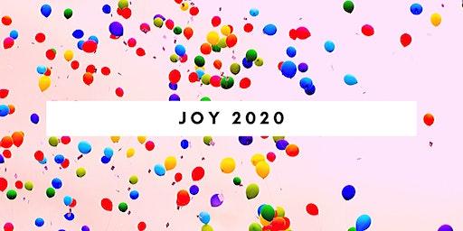 Joy 2020 Celebration Dinner