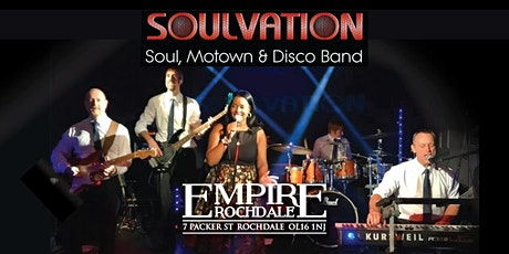 SOULVATION - Soul Funk Motown Disco tickets