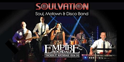 SOULVATION - Soul Funk Motown Disco