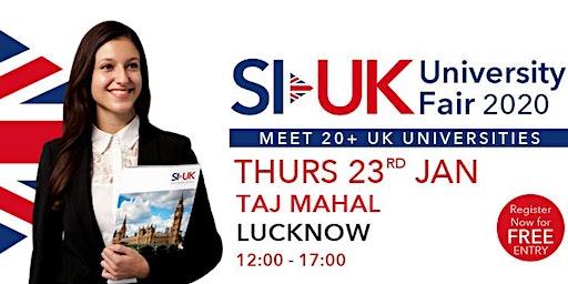 SI-UK University Education Fair on 23rd Jan in Lucknow