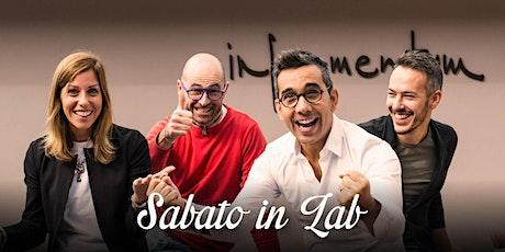Sabato in Lab - Infermentum biglietti