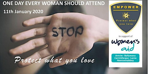 Empower Self Defence for Women (in support of Women's Aid ABCLN)