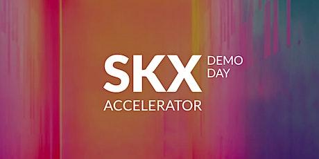 SKX Accelerator Demo Day Tickets