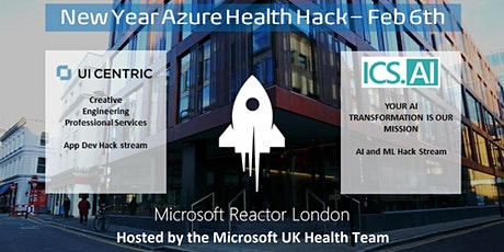Microsoft AI Cloud Hack - Healthcare special event tickets