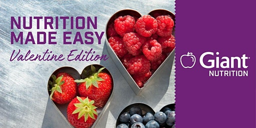 Nutrition Made Easy for Kids: Valentine Edition