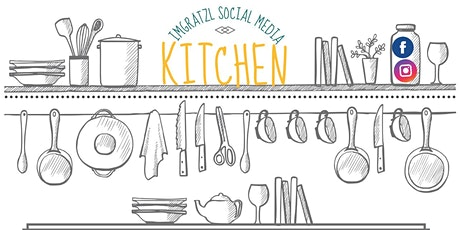 Die erste imGrätzl Social Media Kitchen Tickets