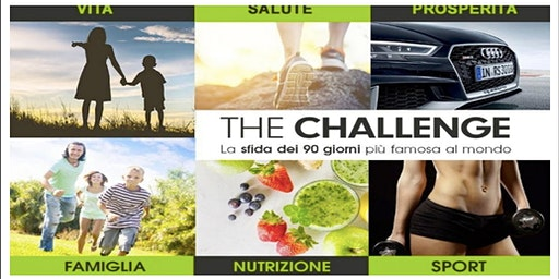 LUCCA - CHALLENGE PARTY