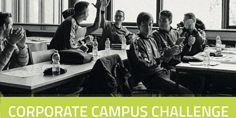 Graduation Day Corporate Campus Challenge / Pitch-Session & Get-Together billets