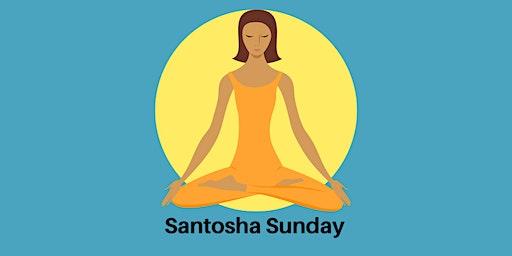 Santosha Sunday (January)