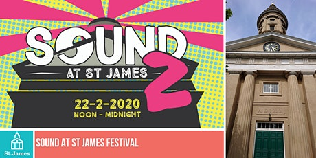 SOUND at St James Festival 2020 tickets