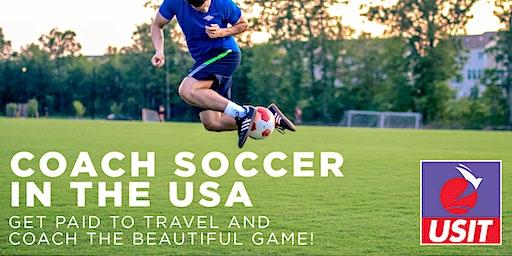 Coach Soccer USA - Recruitment Day - North Dublin