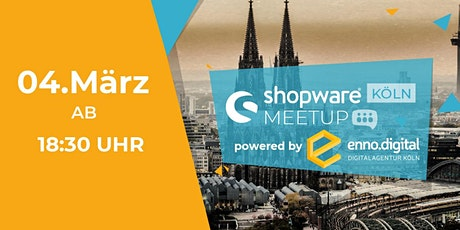 Shopware Meetup Köln Tickets
