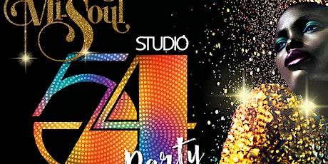 Mi-Soul Radio NYE: Studio 54 Party tickets