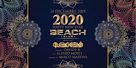 Capodanno Beach Club Versilia Forte dei Marmi - 31 Dicembre 2019 biglietti