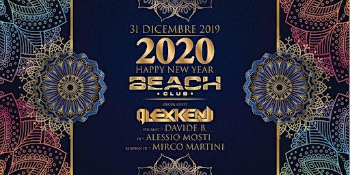Capodanno Beach Club Versilia Forte dei Marmi - 31 Dicembre 2019