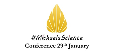 #MichaelaScience: Conference 2 tickets