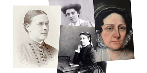Leeds Library and Civic Trust joint event: James Rhodes 'Lost in the past; women of Leeds'