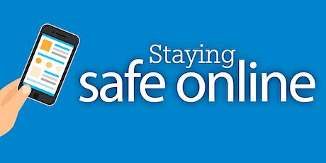 Secondary Parent/Carer Digital Online Safety Awareness tickets