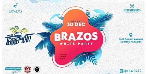 Brazos White Party - Ano Novo da Banda Terremoto