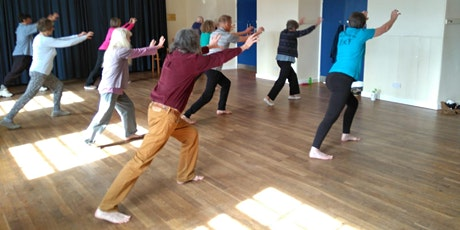 Qigong( improvers level) tickets