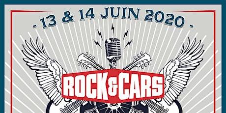 Festival ROCK'&'CARS à Lavaur (81) les 13 et 14 juin 2020 billets