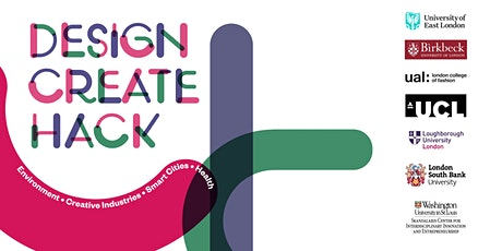 Design Create Hack - Creative Industries Hackathon tickets