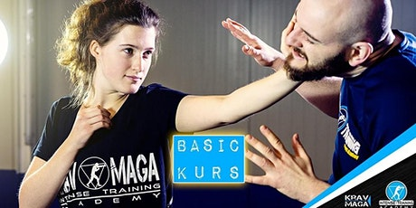 2 Wochen Anfängerkurs Krav Maga Selbstverteidigung Tickets