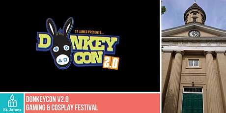 DonkeyCon v2.0 tickets