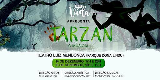 TARZAN - O MUSICAL