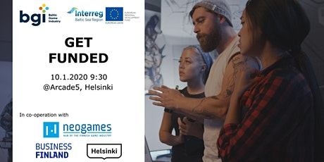 Get funded! How to fund your games with existing support measures? tickets