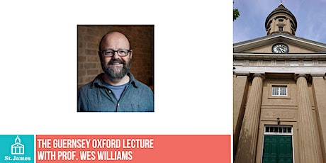 The Guernsey Oxford Lecture tickets