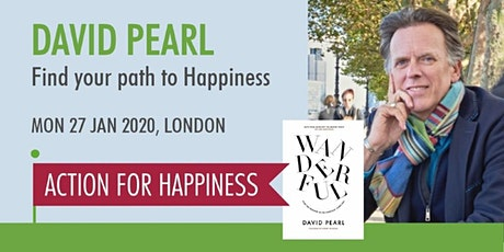 Wanderful: Find your path to Happiness - with David Pearl tickets