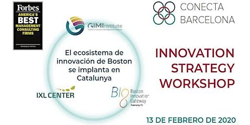 INNOVATION STRATEGY WORKSHOP en Barcelona