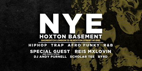 The Hoxton Basement New Years Eve 2019 tickets