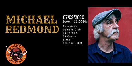 Open Variety with Michael Redmond tickets
