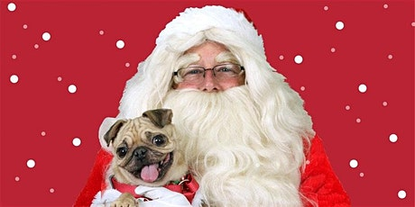 Relaxed Santa Paws! with B A Stores tickets