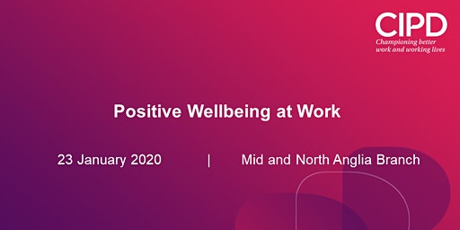 Positive Wellbeing at Work