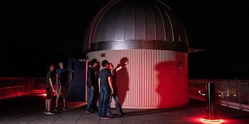 Public Observing at Siena College's Breyo Observatory - Jan 17, 2020