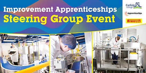 Improvement Apprenticeships: Steering Group Event with Carlisle College