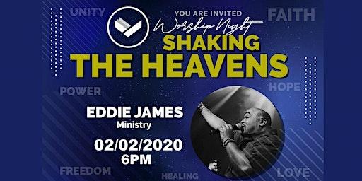 "Worship Night ""Shaking the Heavens"""