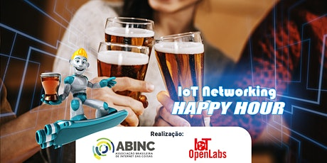 IoT Networking Happy Hour ingressos