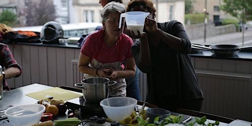 Ghanaian cookery class with Roberta (Vegan)