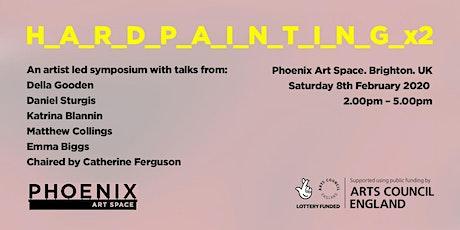H_A_R_D_P_A_I_N_T_I_N_G_x2 Symposium tickets