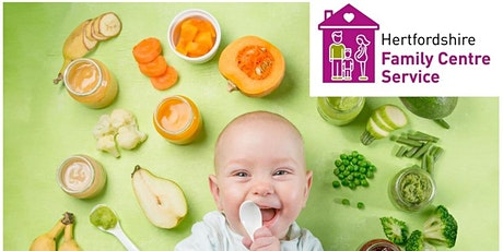 Introduction to Solid Foods 25th March 2020 St Nicholas and Martinswood Family Centre tickets
