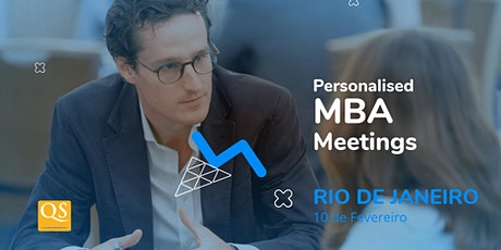Evento Exclusivo de MBA & Networking no Rio de Janeiro - QS Connect MBA ingressos