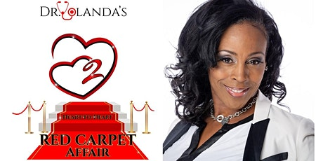 Dr. Yolanda's 2nd Annual Heart-to-Heart Red Carpet Affair tickets