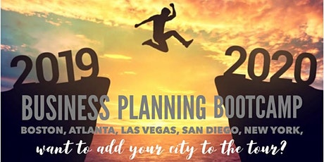Business Planning Boston Bootcamp 2020 tickets