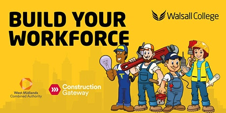 Gateway to Construction Labour - Free Breakfast Drop-in Event tickets