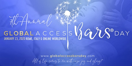 Join us to Celebrate - The Annual Global Access Bars Day! tickets